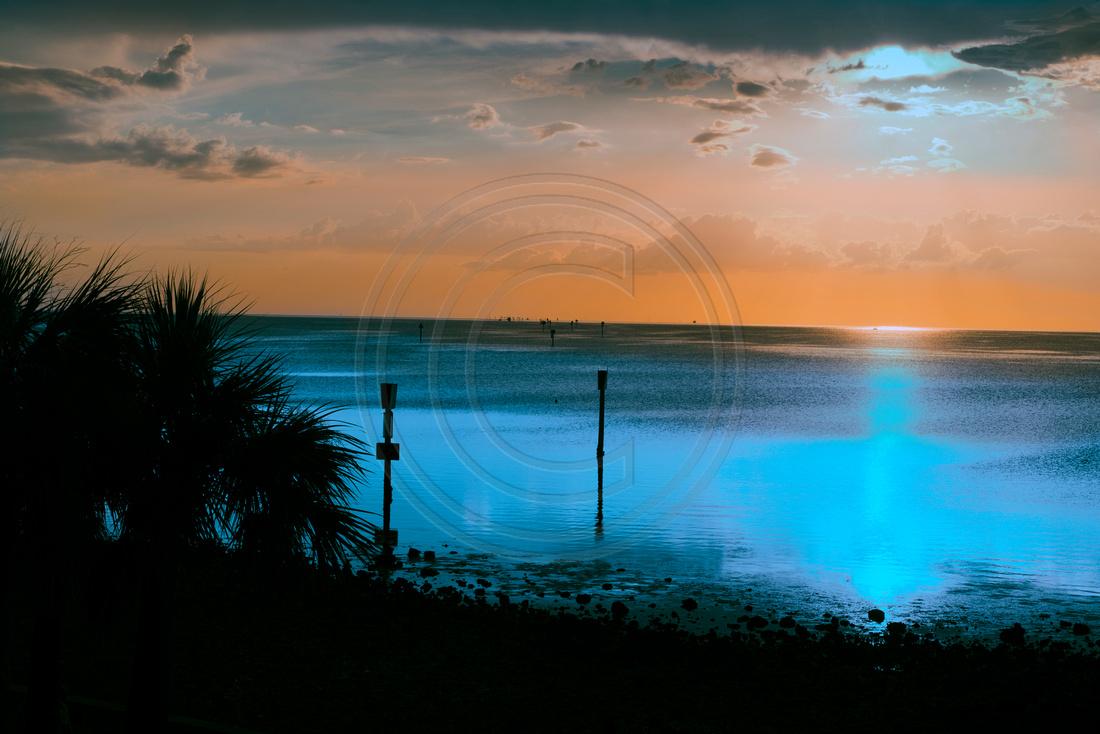 Hudson Beach Ocean Blue