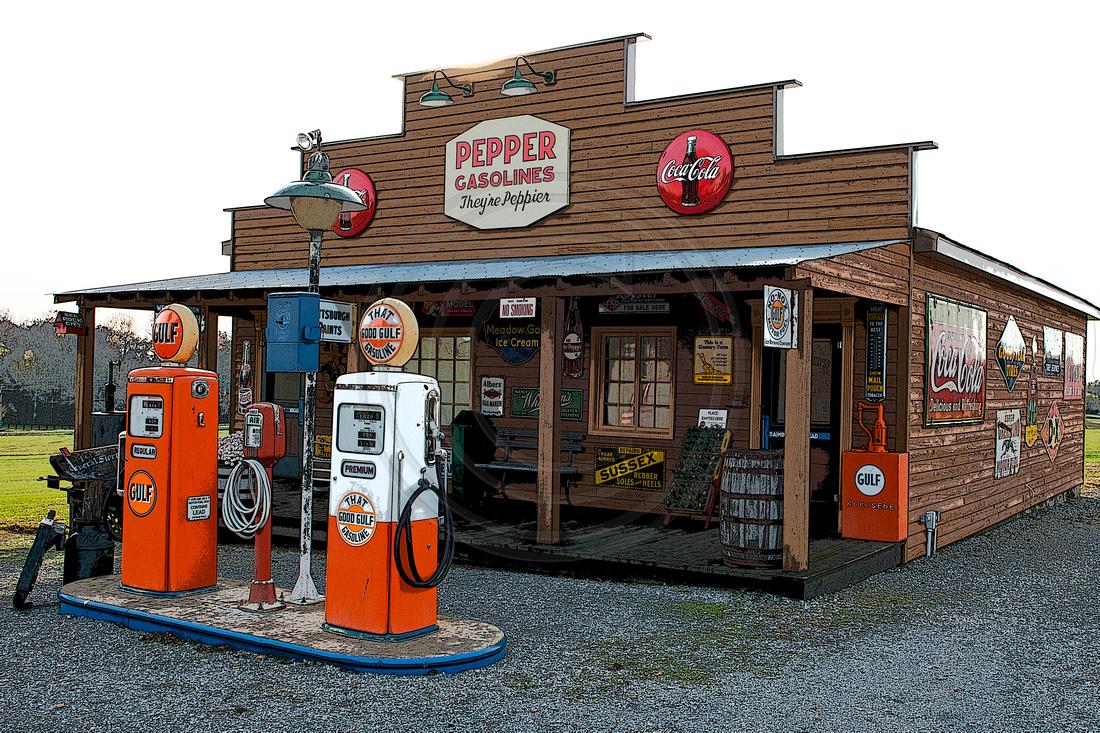 60-17 Gas Station