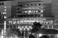 Neyland Stadium Collegiate Licensed hologram attached.  Call to Order