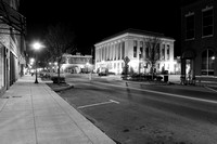 Gallatin Square from Library